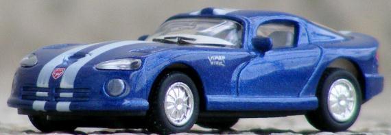 Dodge Viper GTSR by Kinsmart