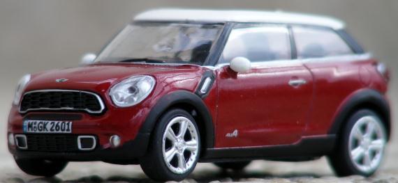 Mini Paceman Cooper S